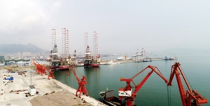 New berths in Shidao New Port were approved for opening to the outside world